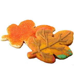 Autumn Blaze Cookies