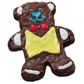 Dapper Teddy Brownie