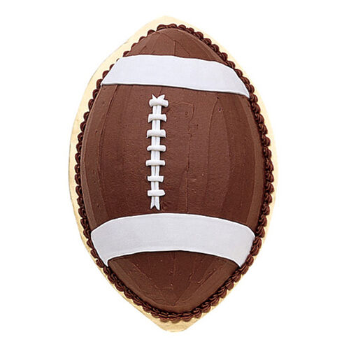 Wilton Football Cake Pan