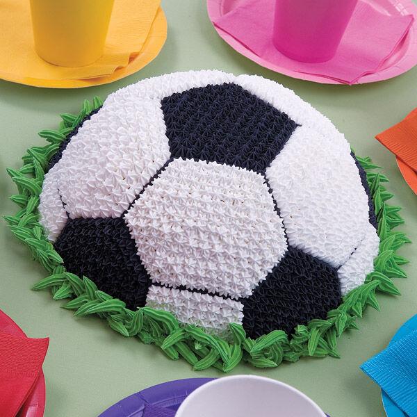 Master the Goal Cake Wilton