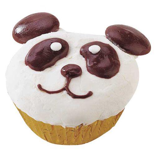 Panda Monium Cupcakes Wilton