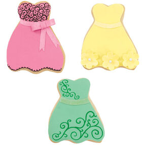Bridesmaid Dress Cookie!