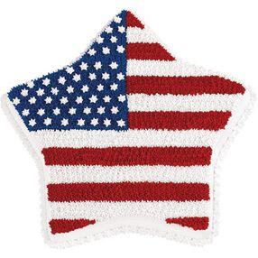 Stars & Stripes Celebration Cake
