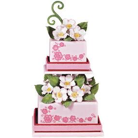 Briar Bouquets Cake