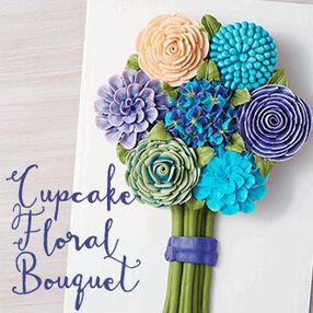 Cupcake Floral Bouquet