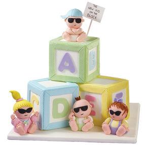 Rocking the Block! Cake
