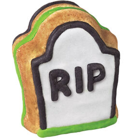 Tombstone Sandwich Cookies