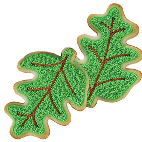 Green Leaves Cookies