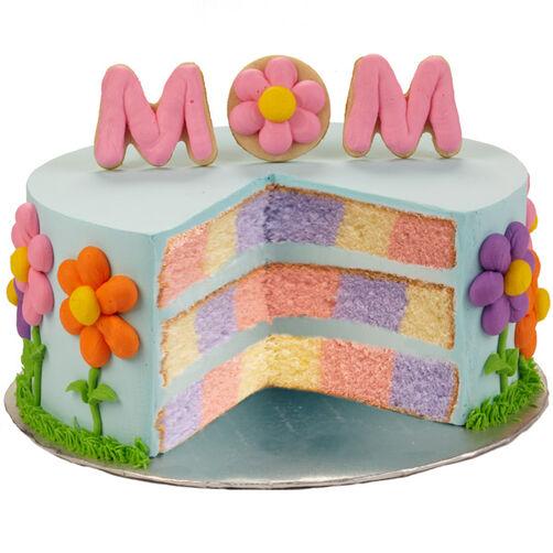 Mom's Sweet Garden Cake