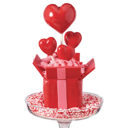 Gift Of Love Lollipop Box