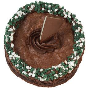 Minty Fresh Brownies