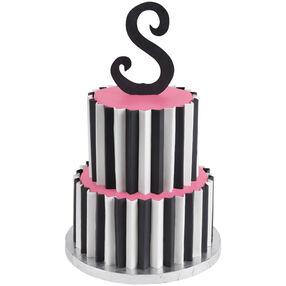 Delightfully Dimensional Cake