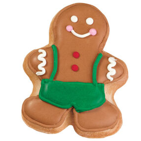 Boy In Britches Holiday Pan Cookies