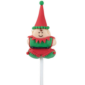 Nothing Like Elf Help Cake Pops