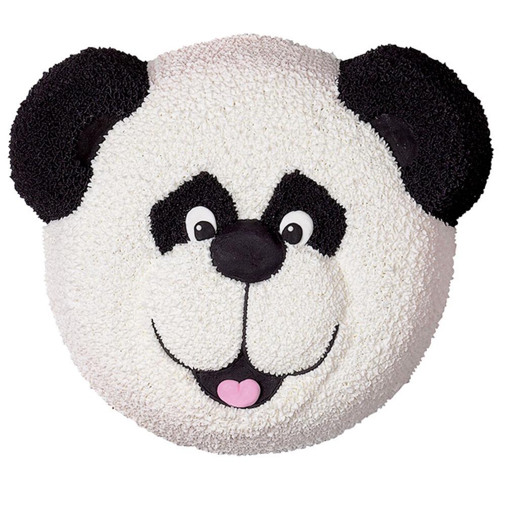 Panda Cake Wilton