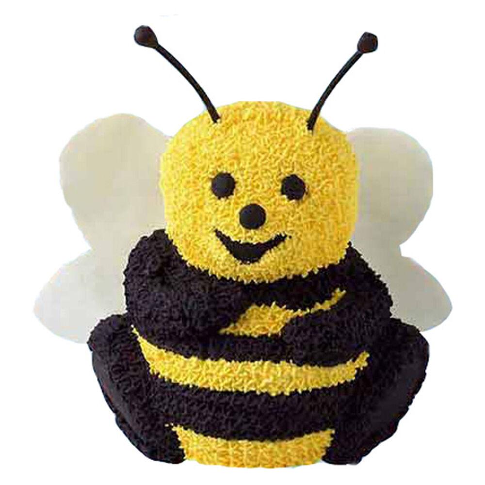 Buzzin' Bee Mini Cake | Wilton