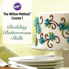 In Person Cake Decorating Classes Wilton
