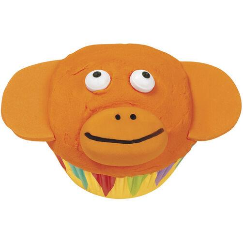 Monkey Mania Cupcakes
