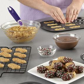 Sugar Cookies for Shaped Cookie Pan