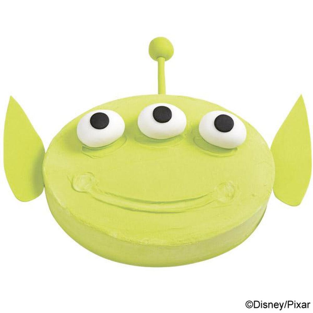 Toy Story Alien Cake Wilton