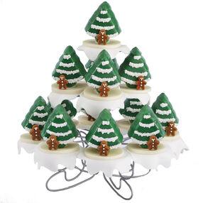 Fantasy Forest Mini Cakes