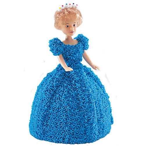 Little Princess Doll Cake