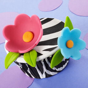 Into The Wildflowers Cupcakes