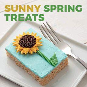Sunny Spring Treats