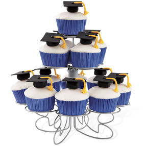 Hats Off to Grads Cupcakes