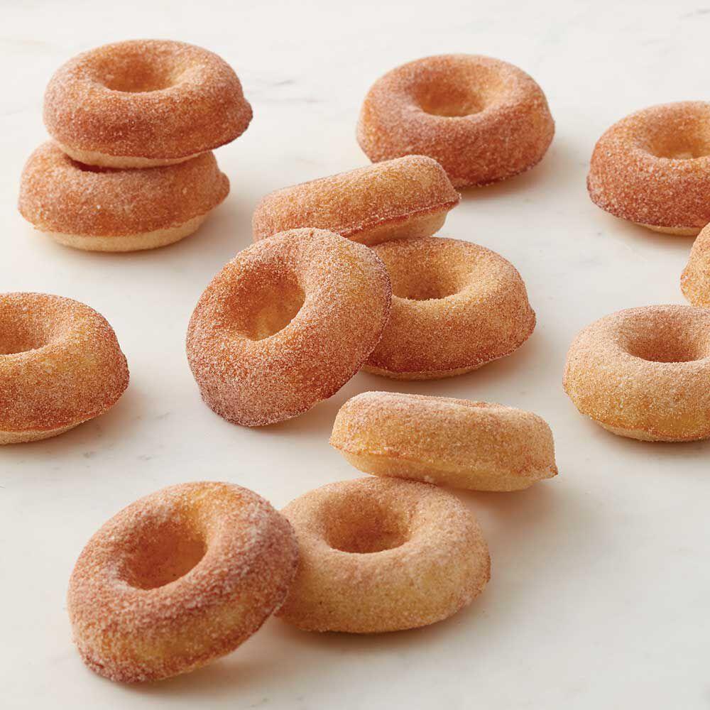 Wilton Sour Cream Cake Donuts