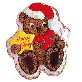Merry Bear! Cake