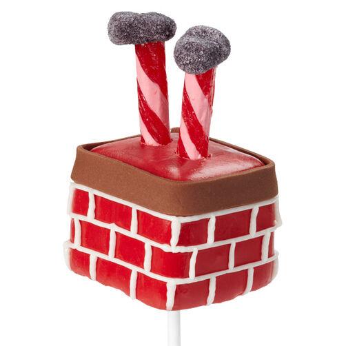 Santa?s Stuck The Landing Pop!