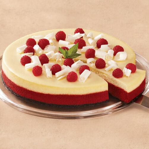 Red Velvet Cheesecake Recipe Wilton