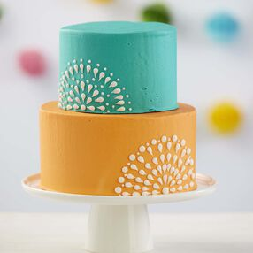 2 Tier Any Occasion Cake