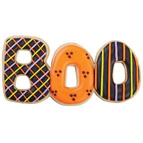 Designer Boo Cookies