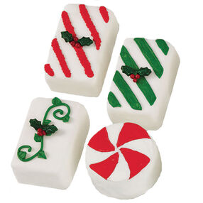 Perfect Holiday Petit Fours