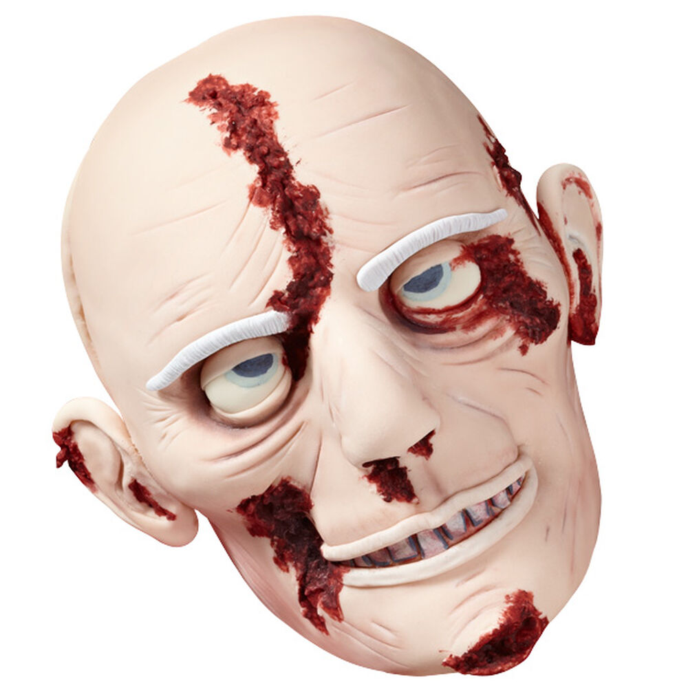Dead Head Skull Cake Wilton