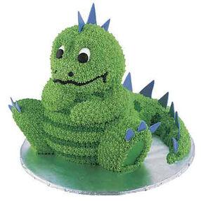 Happy Birthday, Spike! Cake