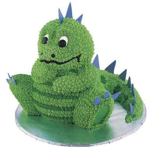 Dinosaur Birthday Cake Wilton: Happy Birthday, Spike! Cake