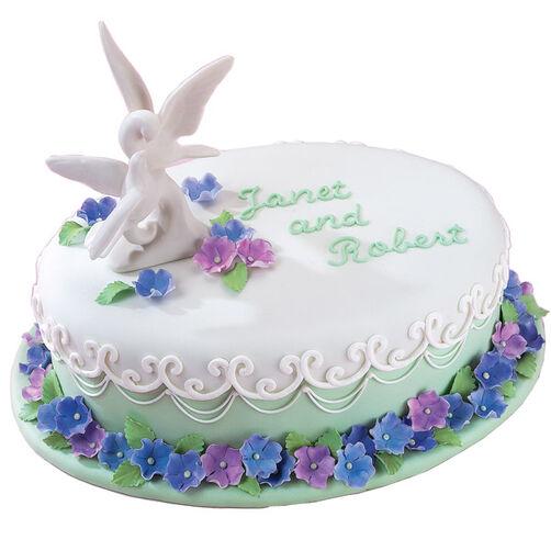 Promised Forever Cake