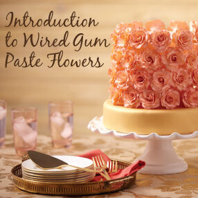 Introduction to Wired Gum Paste Flowers