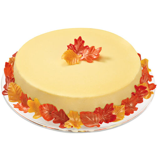 Leaf Me Some Cheesecake