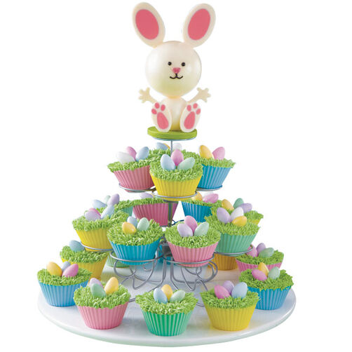 Bunny's On Guard Cupcakes