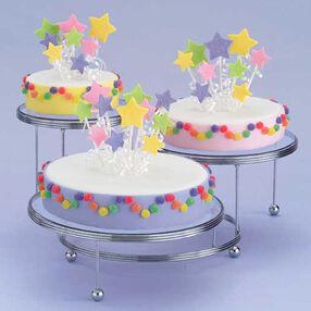 Stellar Sparklers Cake