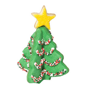 Dazzle Tree Cookie