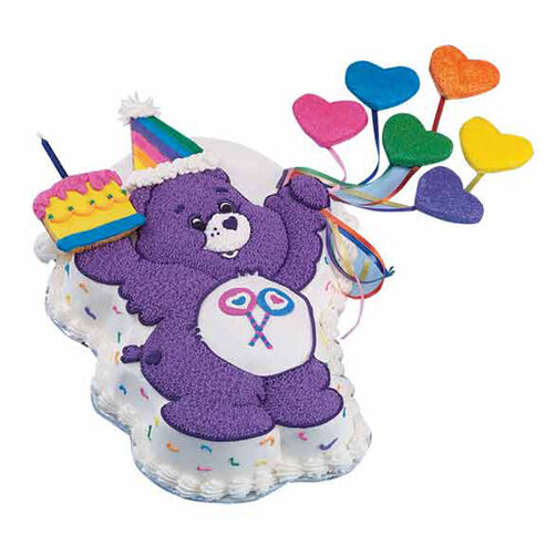 Share Bear? Surprise Cake