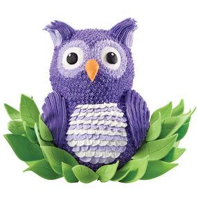 Owl's Nest Fun Fest Cake