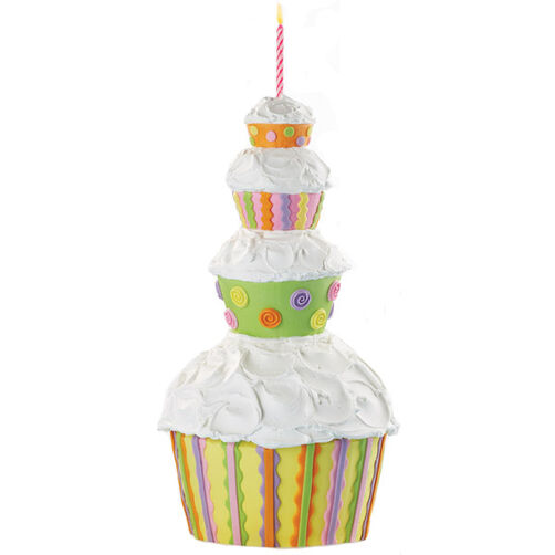 Cupcake Stack Cake