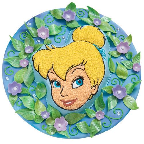 Her Garden Glistens Cake