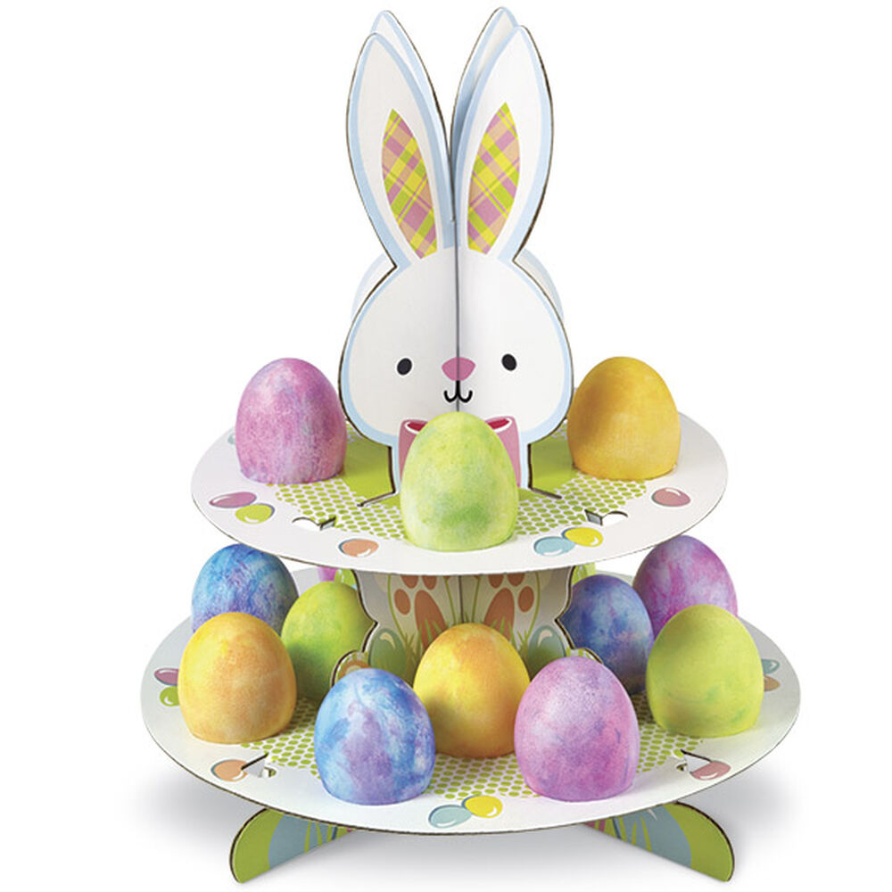 hop u0026 tweet easter bunny egg and treat stand wilton